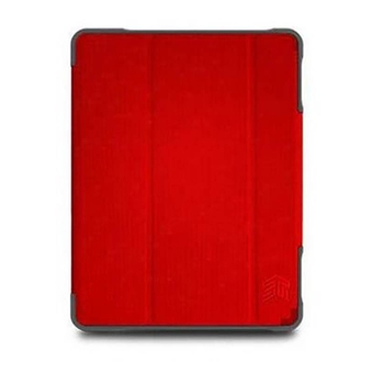 STM dux Plus Duo flip cover for tablet - Red