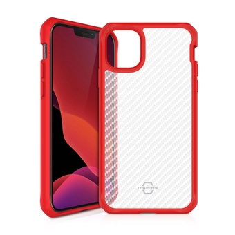 TORRII iPhone 12 Pro Max ITSKINS Hybrid Tek Anti-Microbial Case